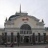 Железнодорожные вокзалы в Уни