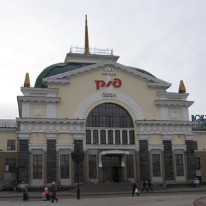 Железнодорожные вокзалы Уни
